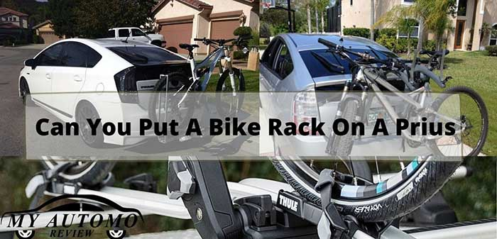 Can You Put A Bike Rack On A Prius