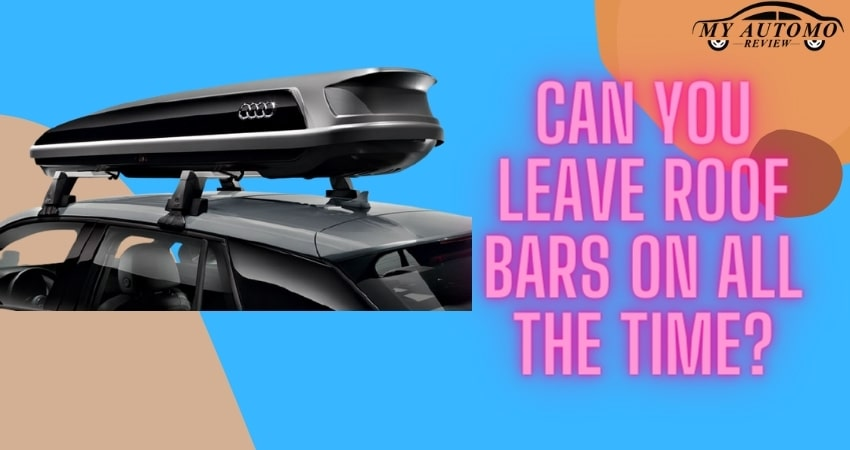 Do roof bars damage your car